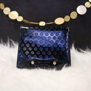 Kate Spade Beale Street Black Mini Wallet